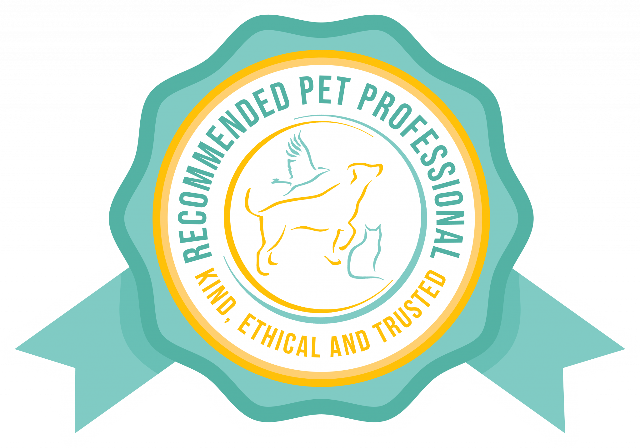 Recommended Pet Professional Stamp